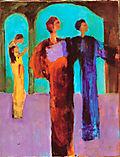Three-Mystics