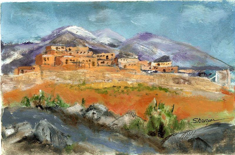 New Mexico Pueblo