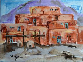 The Eternal Pueblo